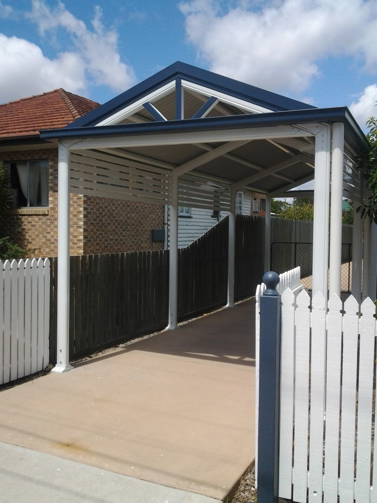 Heritage Gable Carport